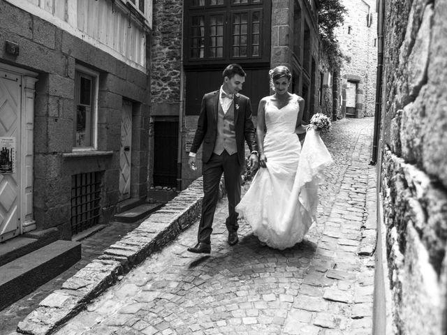 Le mariage de Laura et Claude à Saint-Malo, Ille et Vilaine 36