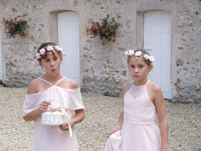 Le mariage de Florian et Mariette à La Chapelle-Moutils, Seine-et-Marne 4