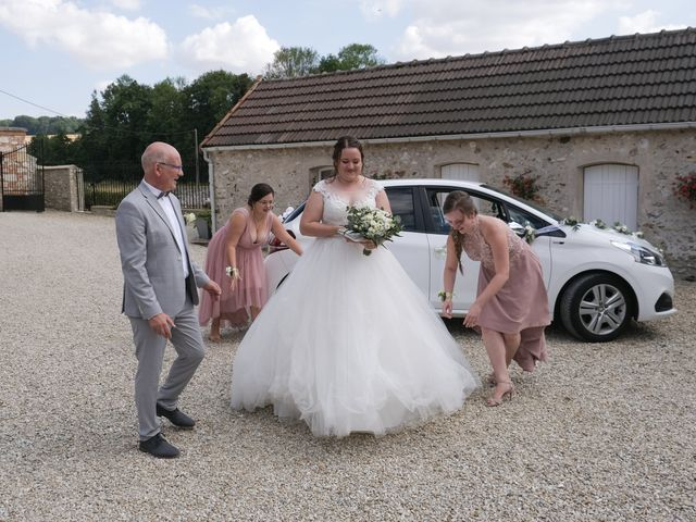 Le mariage de Florian et Mariette à La Chapelle-Moutils, Seine-et-Marne 7
