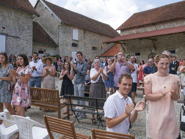 Le mariage de Florian et Mariette à La Chapelle-Moutils, Seine-et-Marne 9