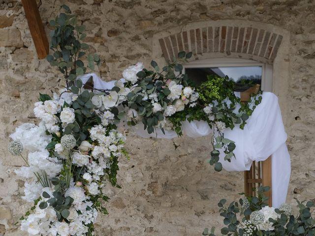 Le mariage de Florian et Mariette à La Chapelle-Moutils, Seine-et-Marne 11