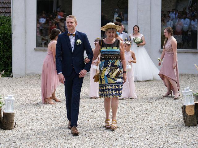 Le mariage de Florian et Mariette à La Chapelle-Moutils, Seine-et-Marne 12