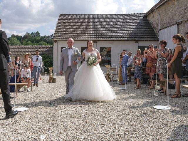 Le mariage de Florian et Mariette à La Chapelle-Moutils, Seine-et-Marne 15
