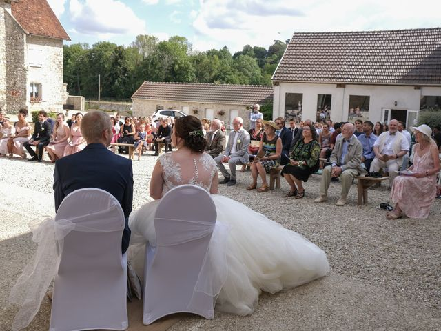 Le mariage de Florian et Mariette à La Chapelle-Moutils, Seine-et-Marne 18