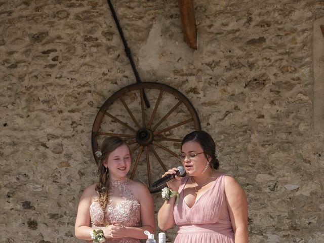 Le mariage de Florian et Mariette à La Chapelle-Moutils, Seine-et-Marne 20