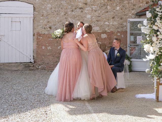 Le mariage de Florian et Mariette à La Chapelle-Moutils, Seine-et-Marne 24