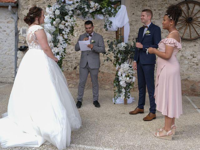 Le mariage de Florian et Mariette à La Chapelle-Moutils, Seine-et-Marne 35
