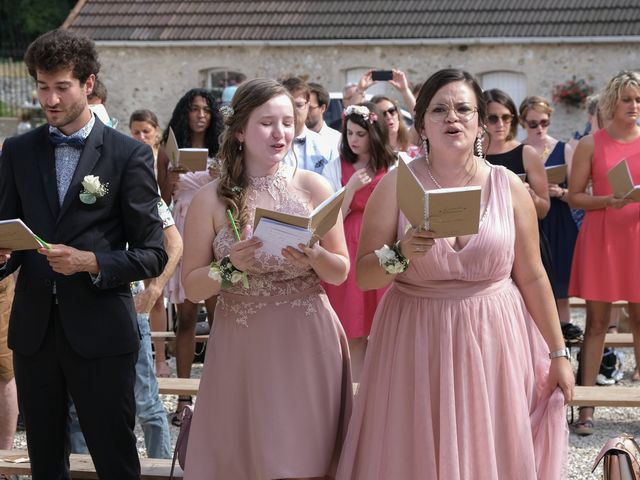 Le mariage de Florian et Mariette à La Chapelle-Moutils, Seine-et-Marne 46