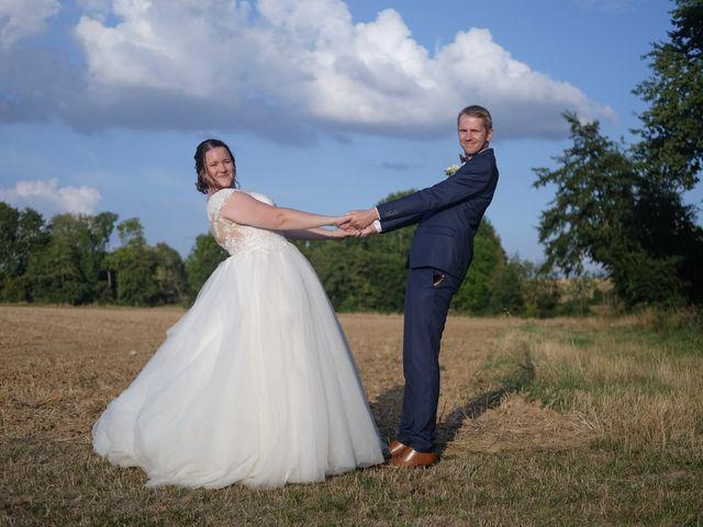 Le mariage de Florian et Mariette à La Chapelle-Moutils, Seine-et-Marne 84