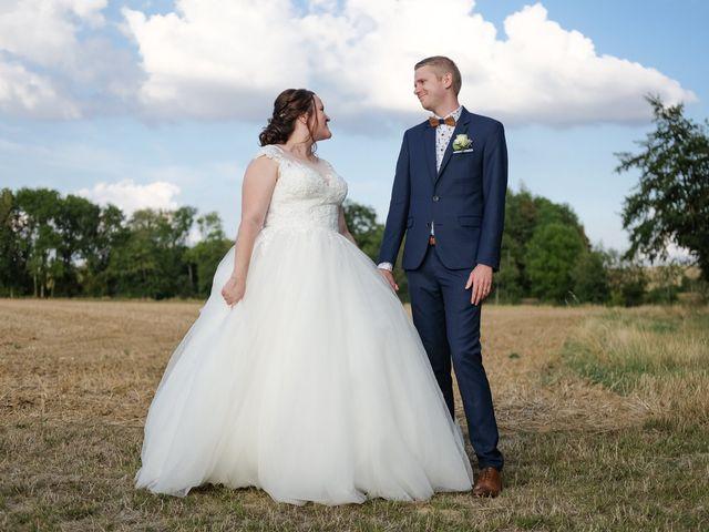 Le mariage de Florian et Mariette à La Chapelle-Moutils, Seine-et-Marne 86