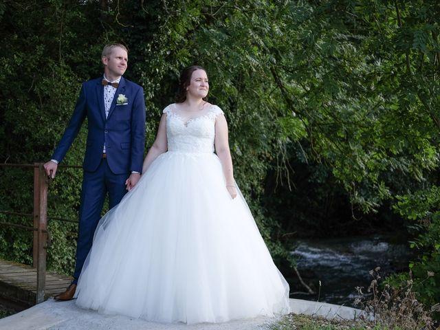 Le mariage de Florian et Mariette à La Chapelle-Moutils, Seine-et-Marne 94