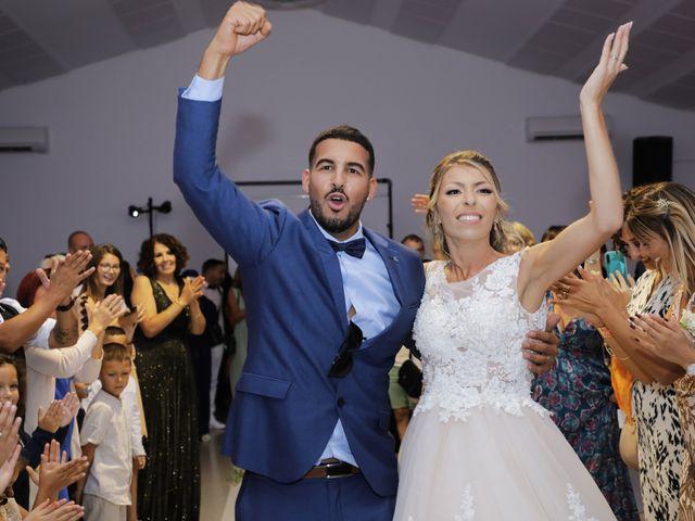 Le mariage de Lyesse et Emilie à Pomérols, Hérault 4