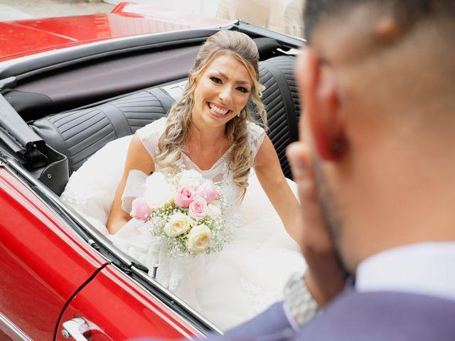 Le mariage de Lyesse et Emilie à Pomérols, Hérault 23