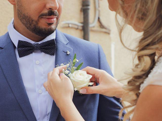 Le mariage de Lyesse et Emilie à Pomérols, Hérault 25