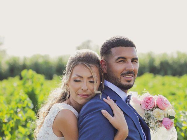 Le mariage de Lyesse et Emilie à Pomérols, Hérault 33