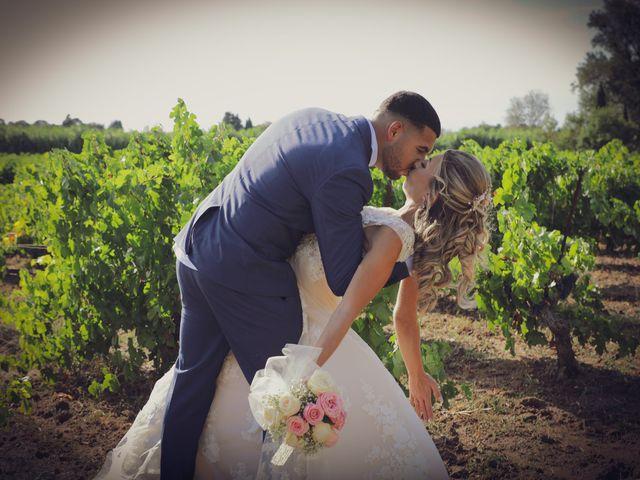 Le mariage de Lyesse et Emilie à Pomérols, Hérault 34