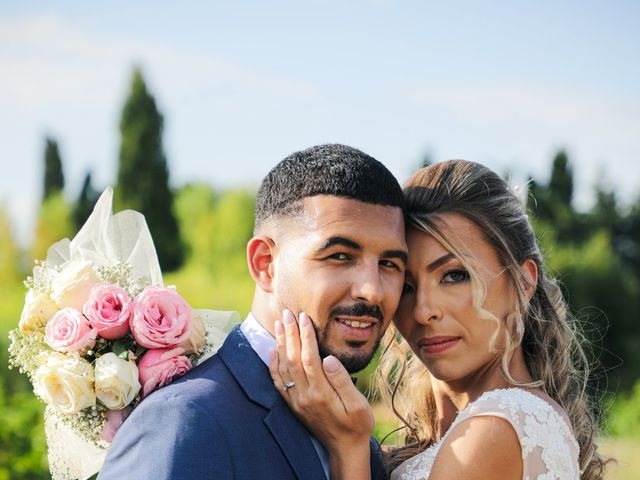 Le mariage de Lyesse et Emilie à Pomérols, Hérault 36