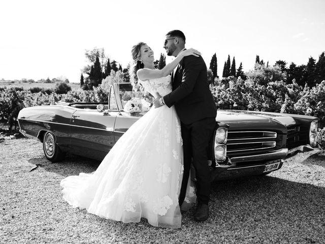 Le mariage de Lyesse et Emilie à Pomérols, Hérault 37
