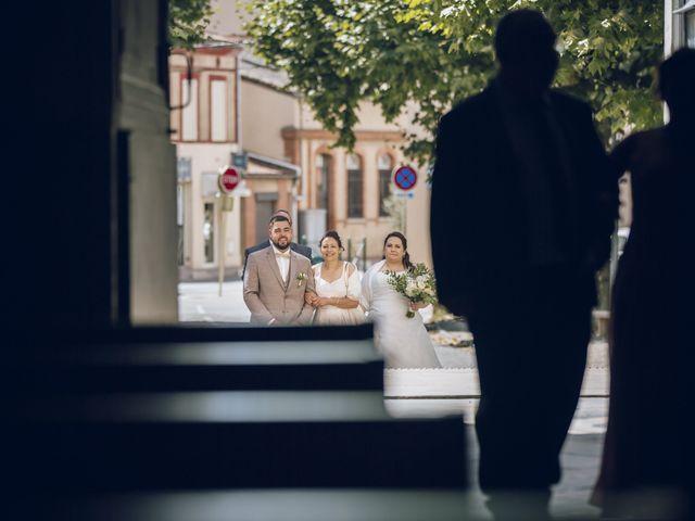 Le mariage de Kévin et Sarah à Seysses, Haute-Garonne 63