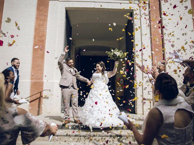 Le mariage de Kévin et Sarah à Seysses, Haute-Garonne 74