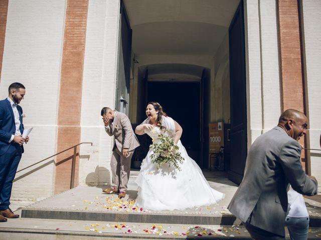 Le mariage de Kévin et Sarah à Seysses, Haute-Garonne 77