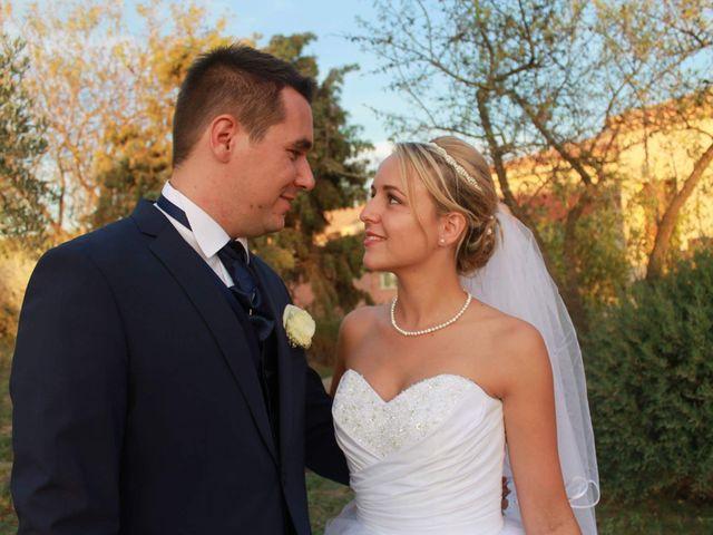 Le mariage de Marine et Jérémy
