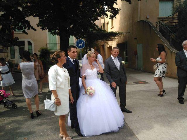 Le mariage de Jérémy et Marine à Paulhan, Hérault 7