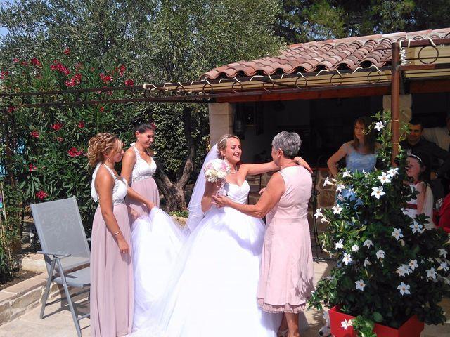 Le mariage de Jérémy et Marine à Paulhan, Hérault 25