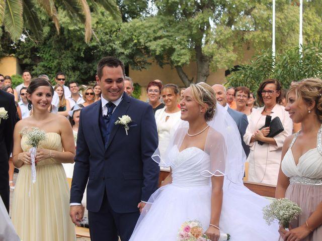 Le mariage de Jérémy et Marine à Paulhan, Hérault 28