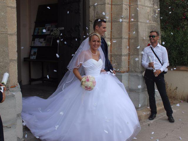 Le mariage de Jérémy et Marine à Paulhan, Hérault 30