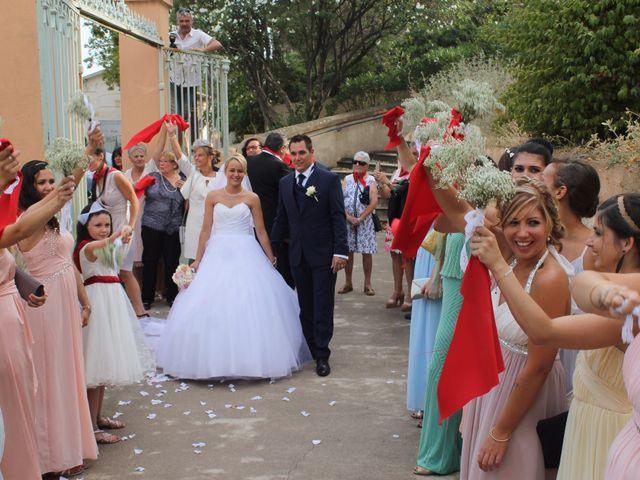Le mariage de Jérémy et Marine à Paulhan, Hérault 31