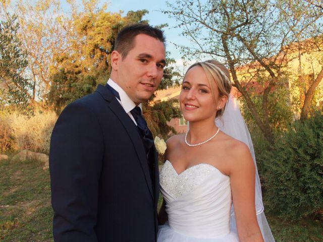 Le mariage de Jérémy et Marine à Paulhan, Hérault 34