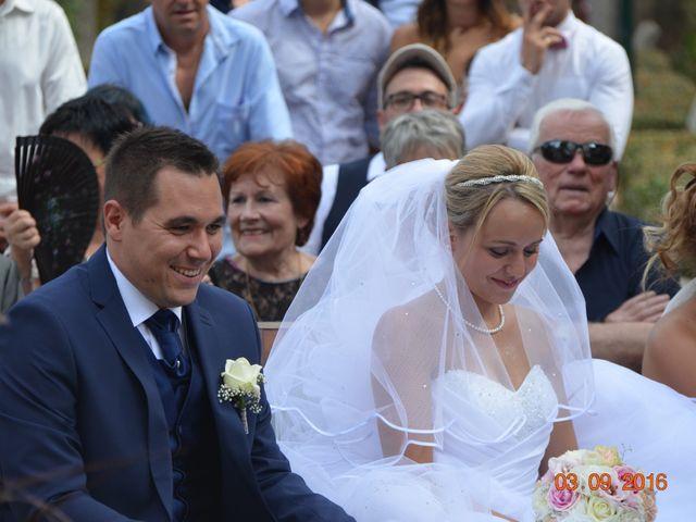 Le mariage de Jérémy et Marine à Paulhan, Hérault 38