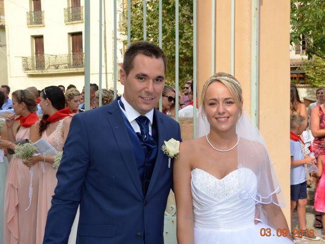 Le mariage de Jérémy et Marine à Paulhan, Hérault 43