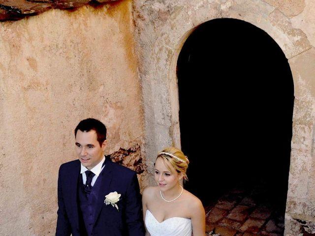 Le mariage de Jérémy et Marine à Paulhan, Hérault 56