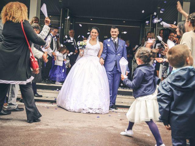 Le mariage de Benjamin et Hayet à Limeil-Brévannes, Val-de-Marne 47