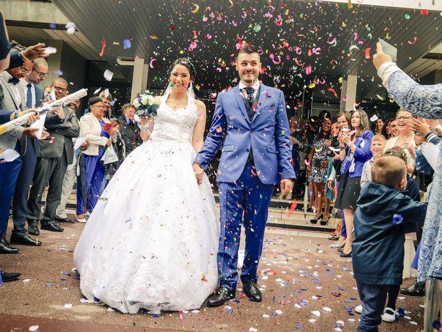 Le mariage de Benjamin et Hayet à Limeil-Brévannes, Val-de-Marne 48