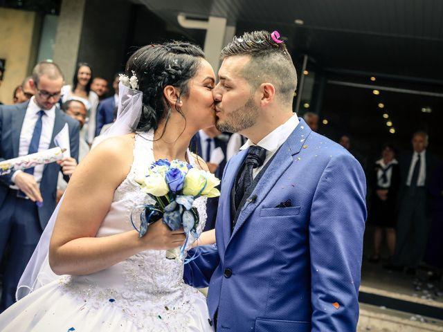 Le mariage de Benjamin et Hayet à Limeil-Brévannes, Val-de-Marne 49