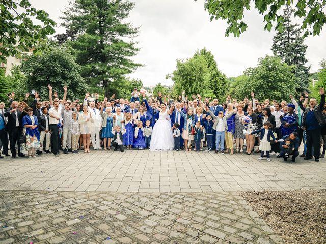 Le mariage de Benjamin et Hayet à Limeil-Brévannes, Val-de-Marne 50