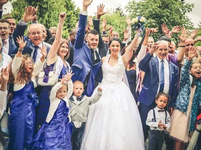 Le mariage de Benjamin et Hayet à Limeil-Brévannes, Val-de-Marne 51