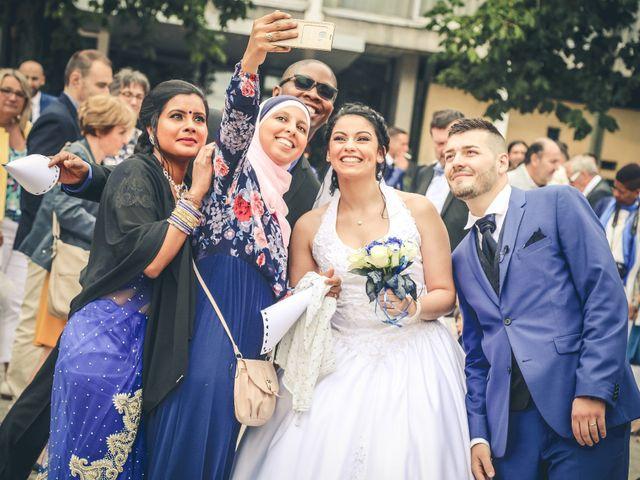 Le mariage de Benjamin et Hayet à Limeil-Brévannes, Val-de-Marne 52