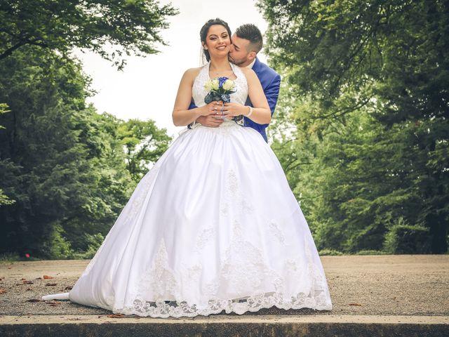 Le mariage de Benjamin et Hayet à Limeil-Brévannes, Val-de-Marne 53