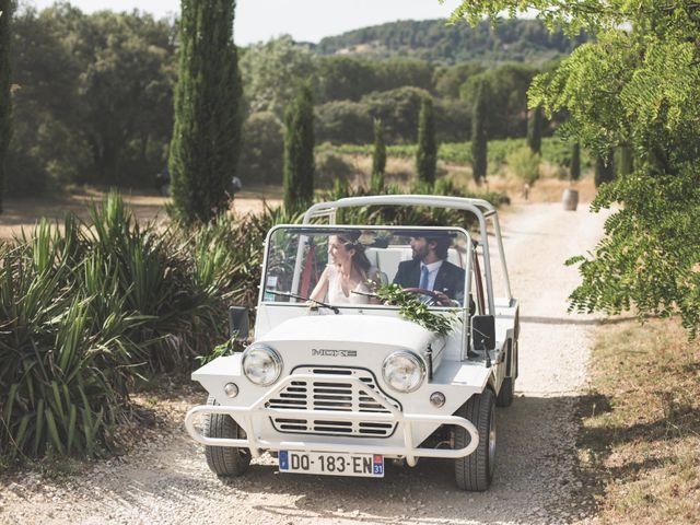 Le mariage de Bertrand et Pauline à Pertuis, Vaucluse 25