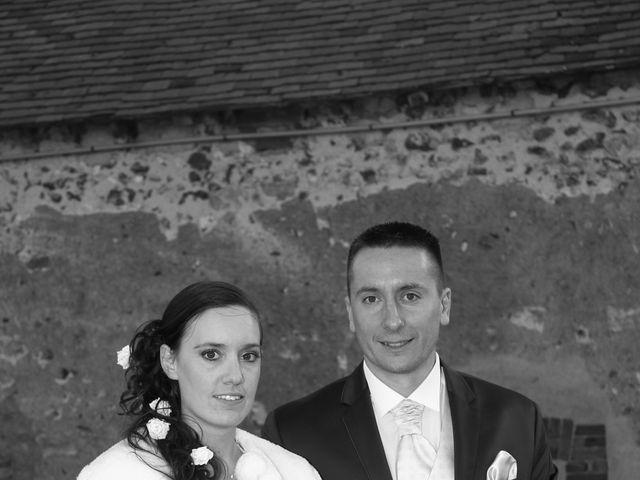 Le mariage de Floriane et Guillaume à Louzouer, Loiret 5