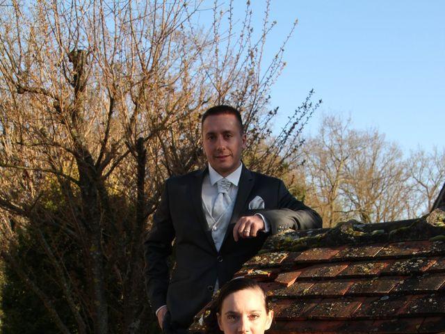 Le mariage de Floriane et Guillaume à Louzouer, Loiret 6