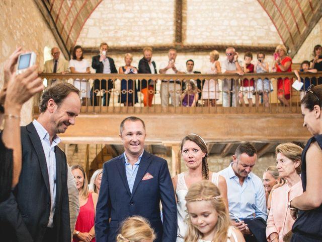 Le mariage de Hervé et Hortense à Roiffé, Vienne 13