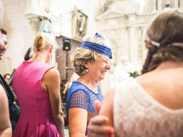 Le mariage de Hervé et Hortense à Roiffé, Vienne 14