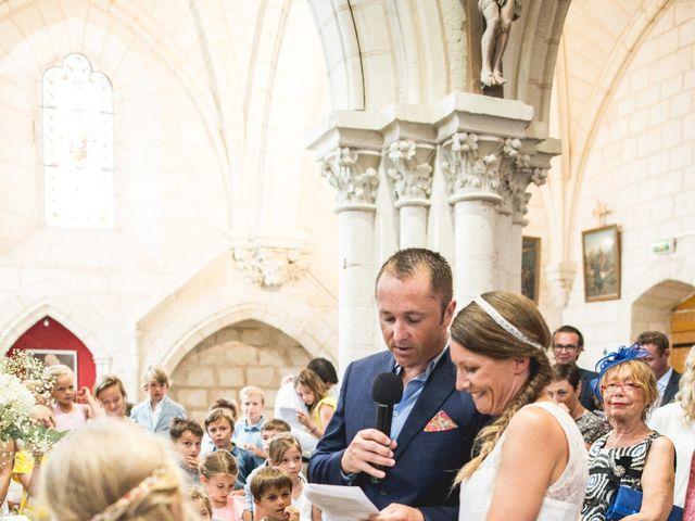 Le mariage de Hervé et Hortense à Roiffé, Vienne 16