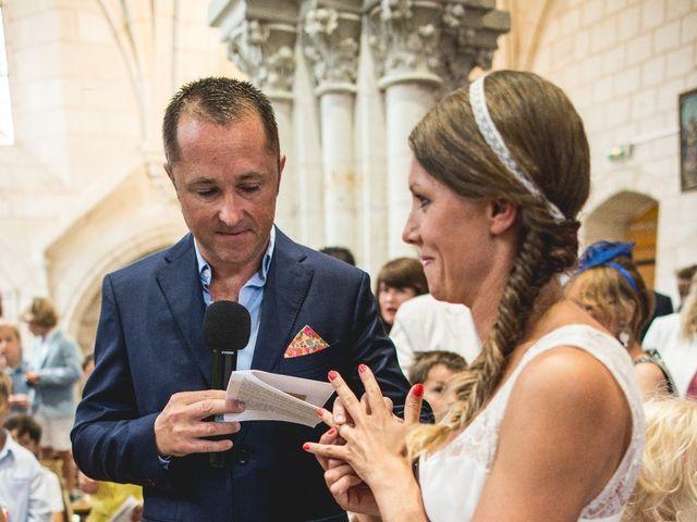 Le mariage de Hervé et Hortense à Roiffé, Vienne 17