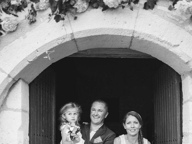 Le mariage de Hervé et Hortense à Roiffé, Vienne 20